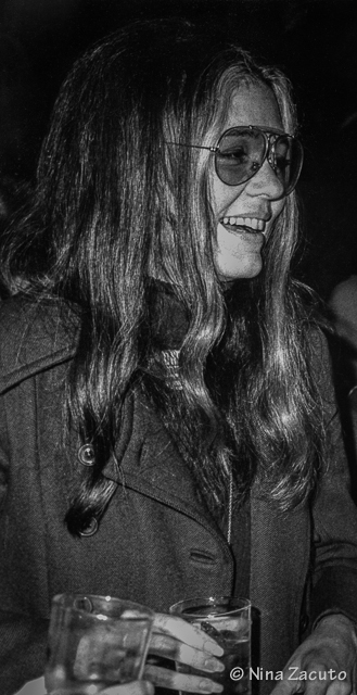 Gloria Steinem - 1972 California